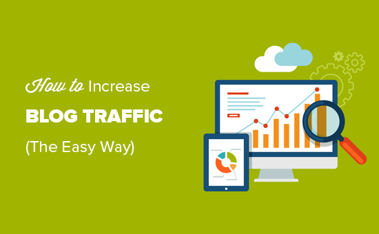 Great Ways to Drive Web Traffic to a Target Website
