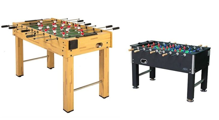 Important Things to Know: Should You Buy Used Foosball Tables