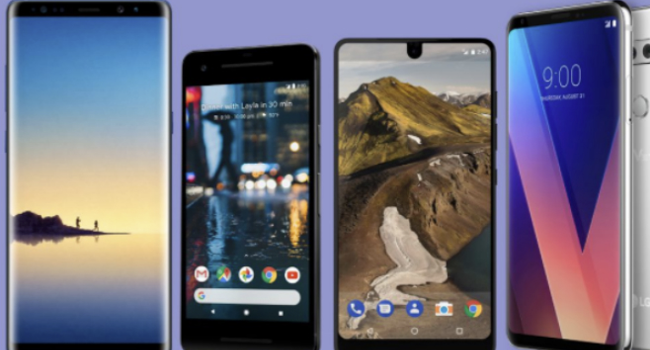 Stylish Android phones 2021: which is for you?